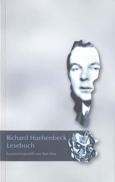 Buchcover Richard Huelsenbeck Band 18