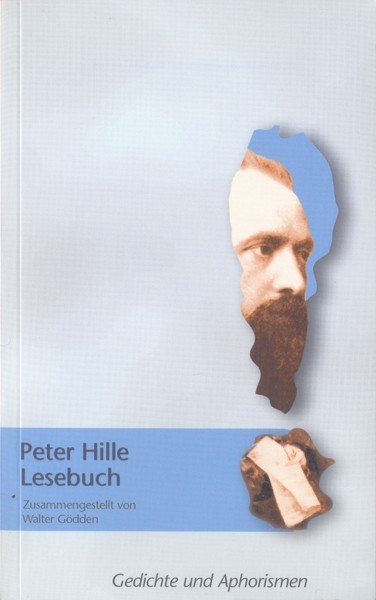 Buchcover Peter Hille Band 7/1