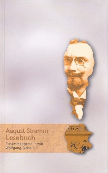 Buchcover August Stramm Band 15